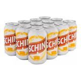 Cerveza Schin Lata 350 Ml Funda X 12 Latas Universo Binario