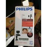 Camara Web Philips Sin Usar