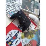 Nintendo Wii Accesorios + Joysticks Wii + Juegos Wii