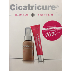 Cicatricure Pack Beauty Care + Roll On Ojos
