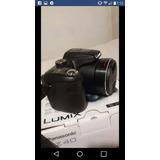 Camara De Fotos Lumix,casi Sin Uso.20mp Y Zoom De 42x