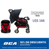 Coche Bebé Travel System Con Baby Silla Oferta Loi