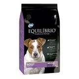 Comida Equilibrio Perro Adulto Raza Pequeña 7,5 Kg + Snacks