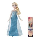 Muñeca Diversity Fashion Similar Elsa Frozen Ub-ub