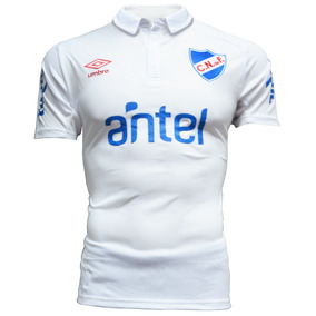 Camiseta Nacional Oficial Con Sponsors Umbro 2017 Adulto