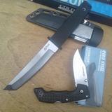 Pack De 2 Cuchillos Tácticos Militares Cold Steel Nuevos