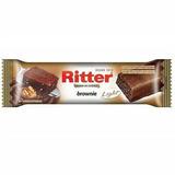 Barra De Cereal Ritter Light Brownie