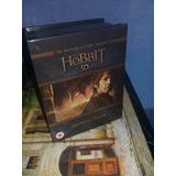 The Hobbit Trilogia Extendida Box En Bluray 3d, 15 Discos.