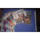 Revista Comic Editora Cinco Tarzan Tamaño Chico Cada Una