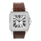 Oferta!!! Relojes Cartier Santos 100 42 Mm Nuevos En Caja