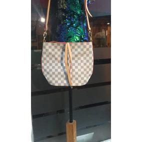Louis Vuitton Damier S 100%cuero.