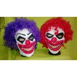 Mascaras En Látex Varias- Halloween.