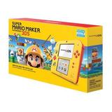 Nintendo 2ds Mario Maker Edition Xuruguay 3ds