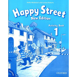 Happy Street 1 _ Activity Book _ New Edition _ Oxford