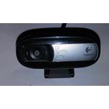 Cámara Web Logitech C170 Con Microfono Fotos 5mp
