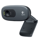 Camara Web Logitech C270 Hd Videoconferencias