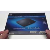 Switch Gigabit Ethernet De 8 Puertos Linksys Se2800