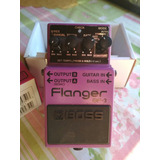 Boss Flanger Bf-b3 Pedal De Guitarra Loop