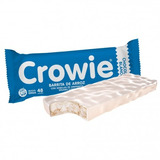 Barrita Arroz Crowie Choco. Blanco 12g
