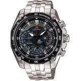 Reloj Casio Edifice Red Bull Ef 550 - Original