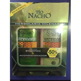 Tio Nacho Pack Shampoo+acond. 415ml Herbolaria Milenaria