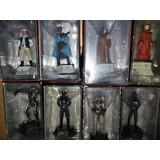 Colección 36 Piezas Star Wars Estatuillas Figuras En Metal