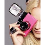 Cámara Lomography Diana Mr. Pink Con Flash 120 Formato Medio