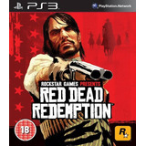 Red Dead Redemption + 5dlc De Regalo Ps3 Entrego Ya