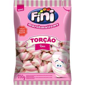Marshmallow Twist Rosa Fini X250g