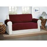Cubre Sofa Para Sillon 3 Cuerpos Cotton Flor