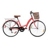 Bicicleta Baccio Liberty R26 C/c 2018 Megastore Virtual