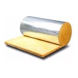 Lana De Vidrio Con Alumino Reforzado 50mm - Aislante Térmico