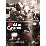 Reel Frontal Abu Garcia Orra 2s 40 Oferta!