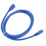 Cable De 6 Pies Usb 3.0 Dc/pc Cargador Cable De Sincronizaci