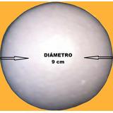 Esferas, Bolas, Pelotas, De Espuma Plast - Telgopor, 9 Cm.