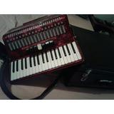 Vendo Acordeon A Piano Inpecable 80 Bajos Soy De Toledo Pido