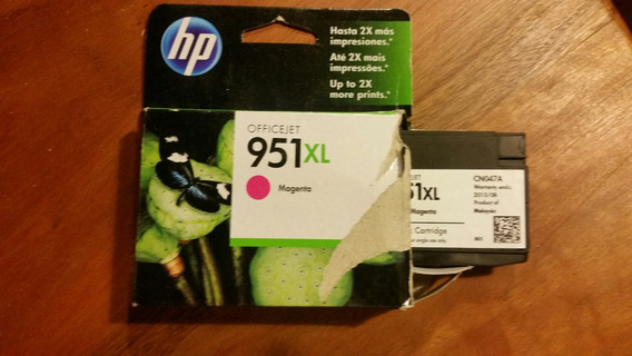 Cartucho Hp Officejet 951 Xl