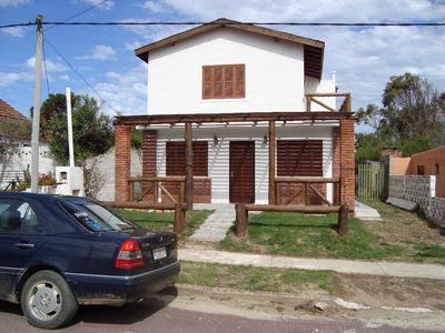Exelente Casa En La Balconada A Metros De La Playa..