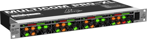 Compresor Behringer Mdx4600 Multicom Pro