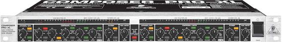 Compresor Behringer Composer Pro Xl Mdx2600
