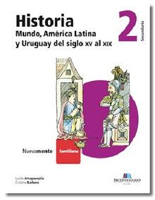 Historia 1 O 2 - Secundaria Santillana