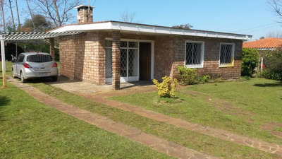 Hermosa Casa En Pinamar