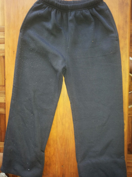 Pantalon Jogging Hering Algodon Azul Oscuro Talle 14
