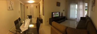 Impecable Apartamento Con Vista Al Mar