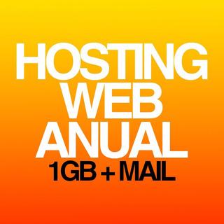 Hosting Web Anual 1gb Cuentas Mail Ilimitadas Wpres Prestash