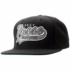 39de32949585c Gorro Obey On Deck Snapback Grey Marcas De Skate   Surf ¦