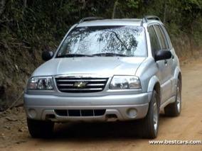 Sucata Peças Gm Tracker 2004 Motor Peugeot