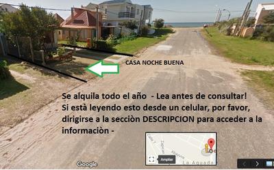 Casa En La Aguada,rocha- Promo 7x6 Días/leer Descripción