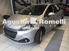 Peugeot New 208 Allure 1.6 16v 115 Hp Automático Secuencial