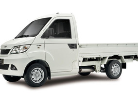 Chery Qq Truck Para 1000 Kgs - 100% Financiado-